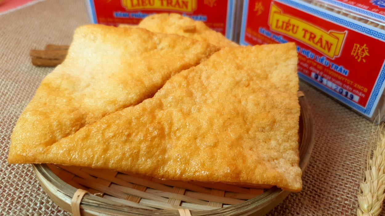 Bánh phồng tôm Liễu Trân Cao Cấp